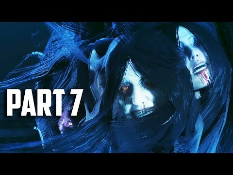FREAKY BOSS BATTLE - THE EVIL WITHIN 2 Walkthrough Gameplay Part 7 - CHAPTER 5 - PS4 PRO