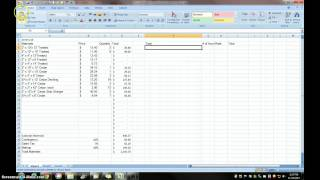 #1 Estimating with Excel for the Small Contractor