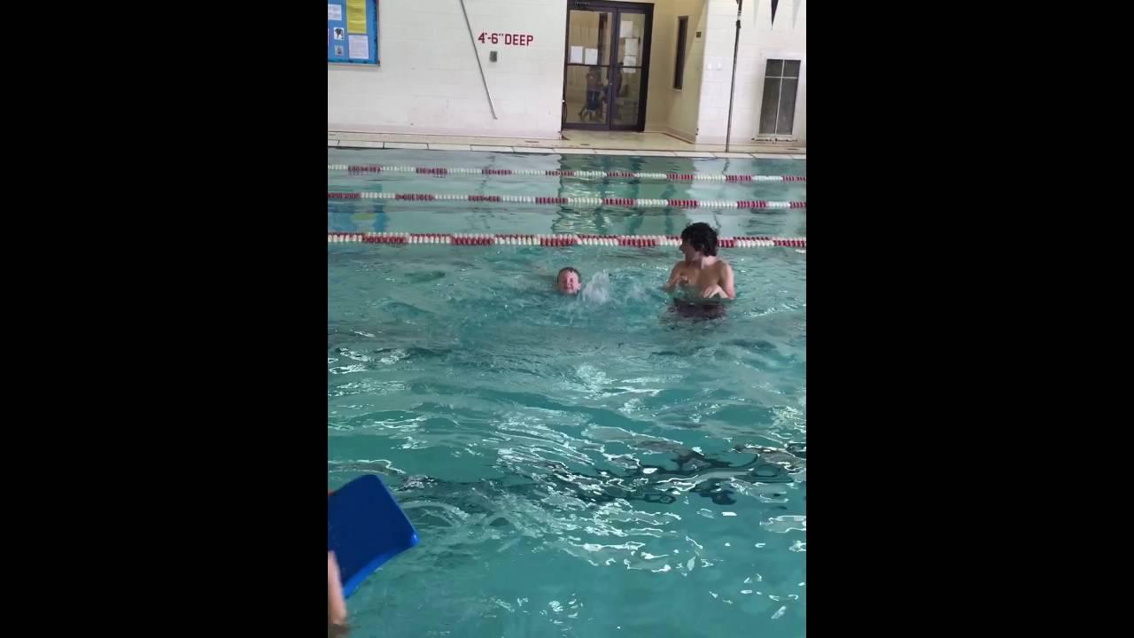 Download Sam First Swim Class