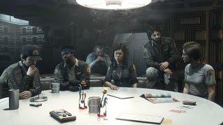 Alien: Isolation - Актеры из фильма