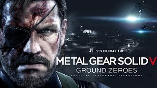 Metal Gear Solid 5 Ground Zeroes - Game Movie