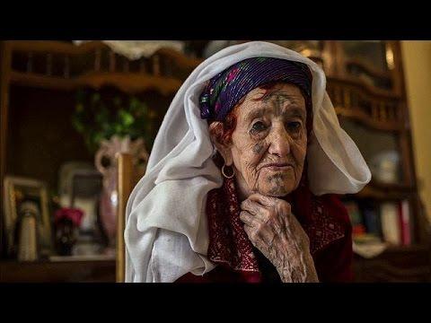 Les Algeriennes D Aures Et Leurs Tatouages Youtube