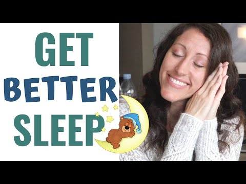How To Get Better Sleep | The Best Natural Sleep Aid Supplement to Fall Asleep & Stay Asleep Faster