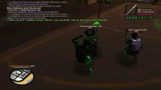 SAMP Roleplay: Groove Street vs Crips