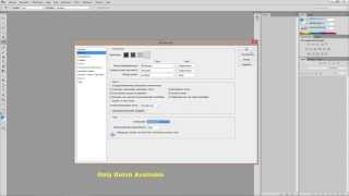 Adobe Photoshop CS6 - Change language to English