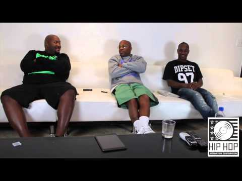 "Damon Dash ""What's Up With Dipset?"" Cam'ron"