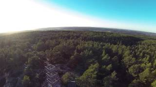 Utsiktstårnet på Skårefjell 17 nov 2013