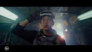 Первому игроку приготовиться - Русский трейлер (дублированный) 1080p