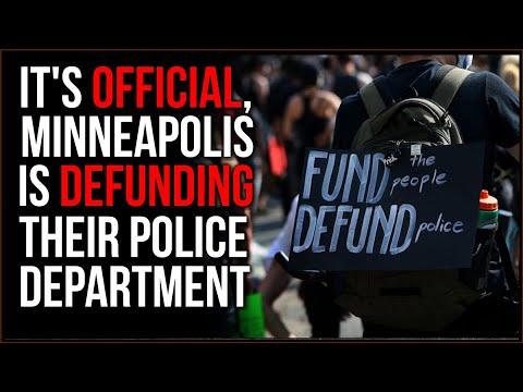 Minneapolis DEFUNDS Its Entire Police Department, What Happens Next??