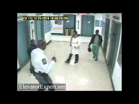 Elevator inspector charged for woman's injuries