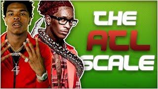 🔮MELODY SECRETS: The Go To ATL Scale 🧠💸 (Atlanta Trap Scale Tutorial) 🔥