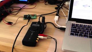 RTL-SDR Dongle and GQRX on Mac OS X