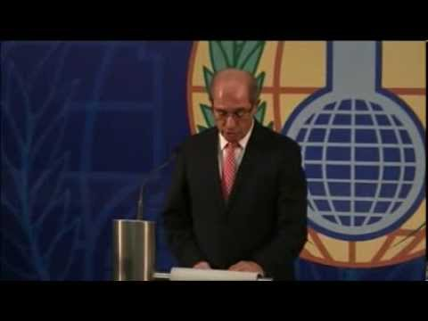 OPCW Press Conference on Syria