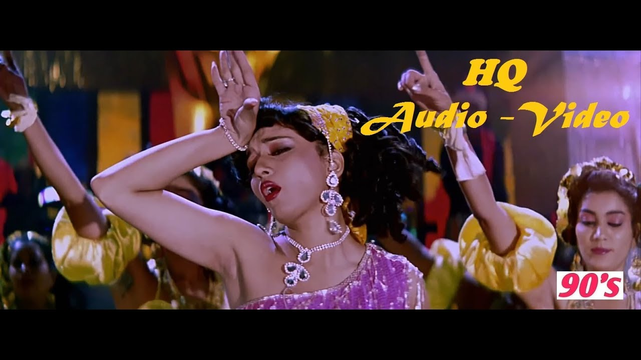 Download Ek Do Teen  ( один два три - Tezaab - Madhuri Dixit -HD )