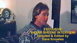 Exclusive Barry Sheene Interview (shot on super 8mm)