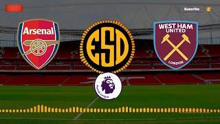 EN VIVO: Arsenal VS West Ham Premier League FECHA 2