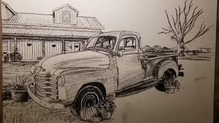 "Time Lapse ""Harvest Truck"""
