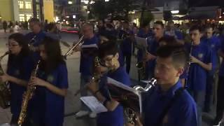 «Μουσικός Περίπατος» της Φιλαρμονικής του Δήμου Τρίπολης