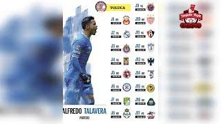 Diablos rojos del Toluca Calendario Oficial | Clausura 2019 | Liga Mx
