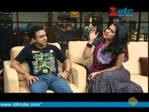 Ram Sampath & Sona Mohapatra With Komal Nahta