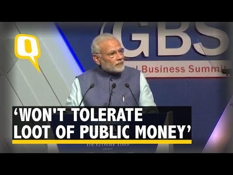 'System Won't Tolerate Loot of Public Money': PM Modi on PNB Fraud | The Quint