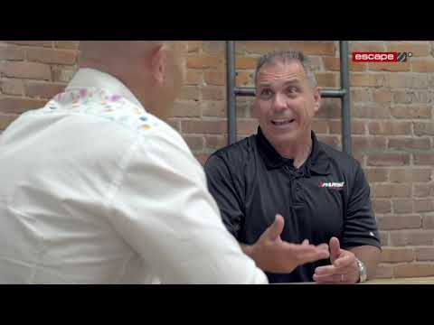 Bill Parisi: Unlocking the secrets of speed with fascia fitness Escape Your Limits Ep 102