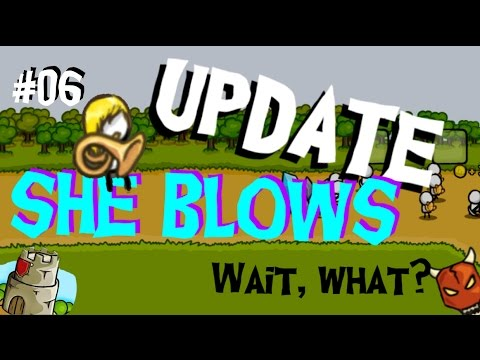 Grow Castle | #06 | UPDATE! Military Band promotion - Blow the horn!