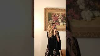 """""""In The Garden"""" - Amber Brooke Taylor LIVE Acapella"""