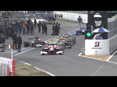 2014SUPER FORMULA Round1 Qualifying