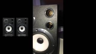 bEHRINGER Ms40 Unboxing & test  Best Monitor Speakers