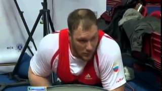 European Weightlifting Championships 2011   105+kg class