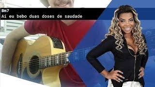 Baixar (Karaokê) DUAS DOSES DE SAUDADE - Ludmilla -- Violão Instrumental (com letra e cifra)