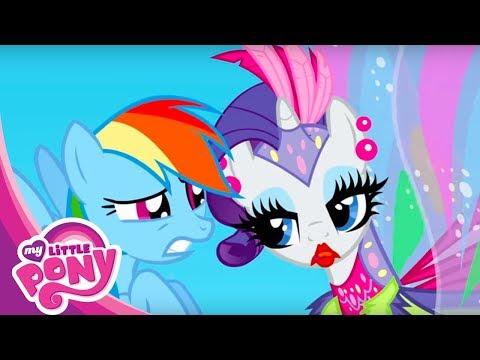 ПОНЯШКИ Май Литл Пони ДРУЖБА - ЭТО ЧУДО мультик игра My Little Pony видео для детей #ПУРУМЧАТА