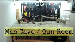 Man Cave / Gun Room