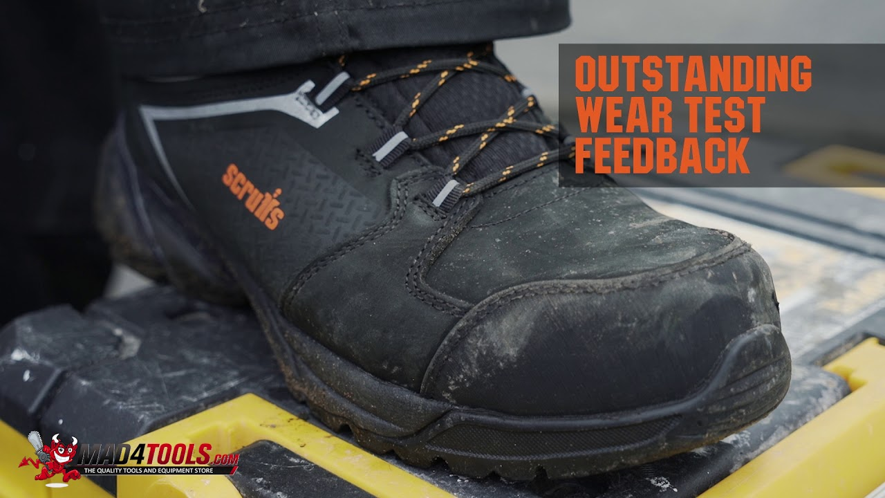 Scruffs VICTORY Safety Work Hiker Boots