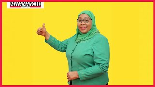 VIDEO: President Samia cryptic about her 2025 candidature