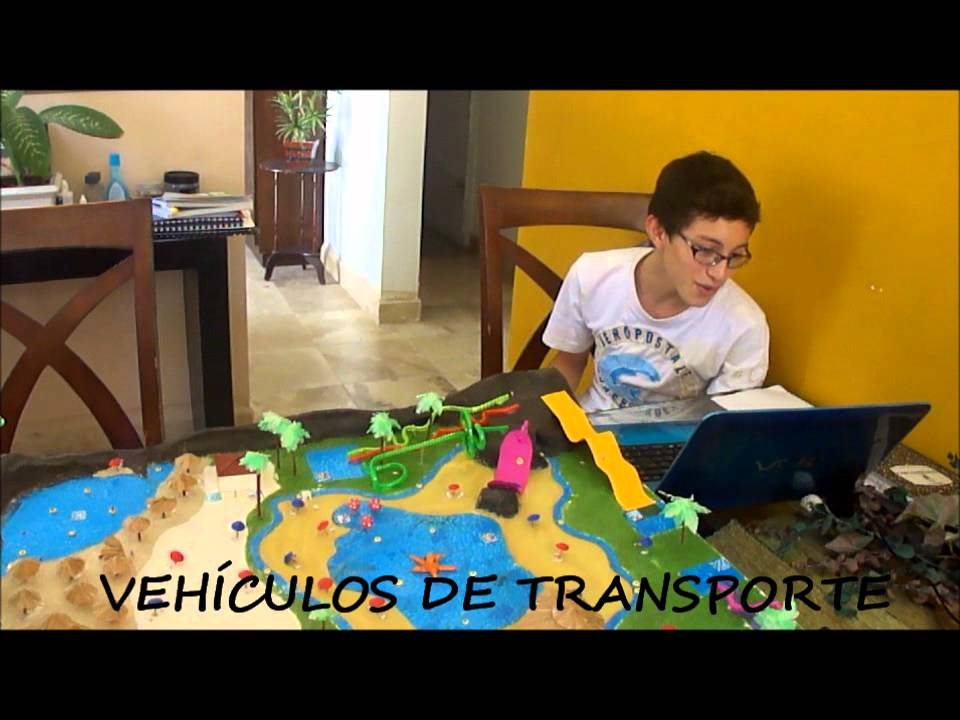 Proyecto Lll Parque Acu Tico Ecol Gico Youtube