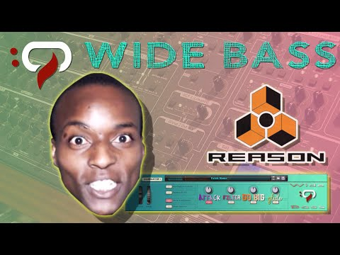 Propellerhead Reason Tip: The Wide Bass!!! (Free Download)