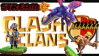 ☠️⚜️ Clash of Clans Stream⚜️☠️