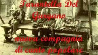 Tarantella del Gargano   NCCP (sottotitoli e traduzione)