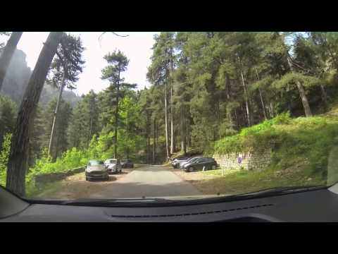 A drive up the beautiful Restonica Valley