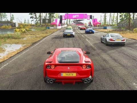 Forza Fortune Island - Part 2 - Ferrari 812 Superfast