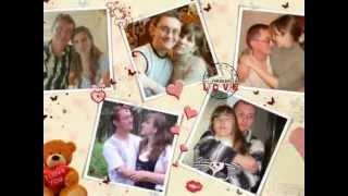 Для любимого мужа, в честь годовщины свадьбы! 7 лет как МУЖ И ЖЕНА!!!
