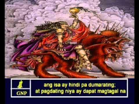 Revelation 17 Tagalog (Filipino) Picture Bible