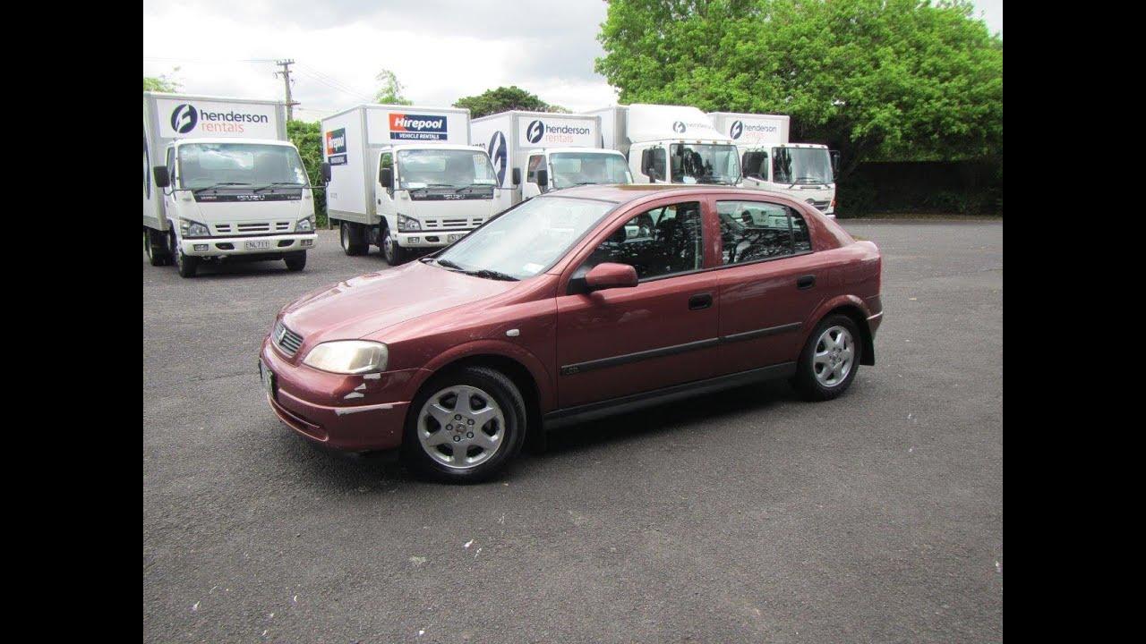 2001 Holden Astra CD Hatch NZ New $1 RESERVE!!! $Cash4Cars$Cash4Cars
