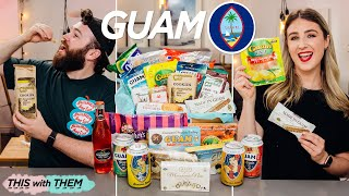 British People Trying Candy from Guam - This With Them