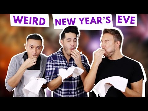 New Year's Eve: Traditions
