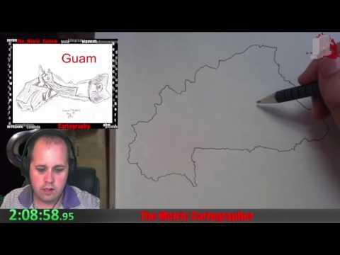 The Metric Cartographer 022: Burkina Faso