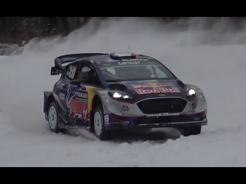 Rally Sweden 2017 - The new WRC cars