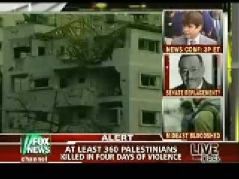 Greg Jarrett (Fox News) cuts off Palestinian mouthpiece Diana Buttu